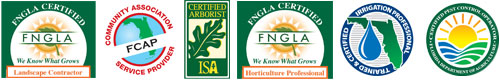 Landscaping Certifications