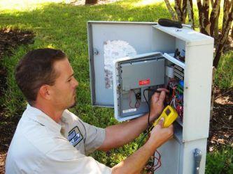Irrigation System Maintenance