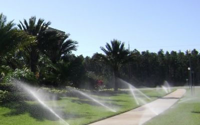 Water Conservation through Irrigation